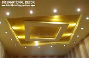 Living Room Curtain Ideas Modern by 15 Best False Ceiling Designs Of Plasterboard With Lighting