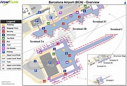 Barcelona - Barcelona International (BCN) Airport Terminal ...