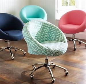 Cute pbteen chairs dream room pinterest cute desk for Cute chairs for a desk
