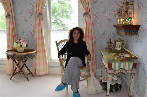 Touring the Mackenzie-Childs Farmhouse | The Open Suitcase