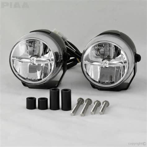 Led Fog Light Kit by Piaa Led Lights For Honda Motorcycles