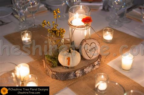 Vintage Flat Log Candle Holder For Thanksgiving Centerpieces Decorations Space Tealight Concepts Stands Conceptsspace Unity Glass Conceptssticks Sconces For Less Square by Rustic Centerpieces With Pillar Candle And Flowers The