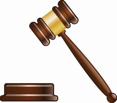 Clipart Gavel Judge Hammer Verdict Clip Board