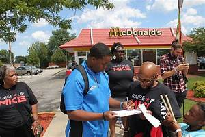 McDonald's Management's Response to Workers' Burns on the ...