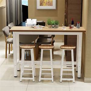 3 size rectabgle study caffee bar office dining bar With home bar furniture malaysia