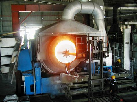 Furnace Engineering  Aluminium Industry  Custom Heat