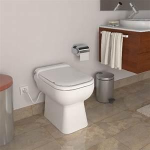Wc Avec Broyeur : sfa sanicompact luxe wc mit integrierter hebeanlage wei ~ Edinachiropracticcenter.com Idées de Décoration