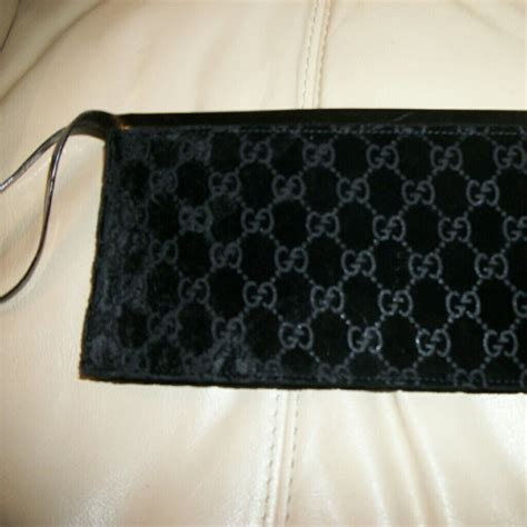 gucci handbags gucci black velvet monogram