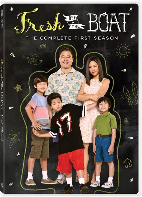 Watch Series Fresh Off The Boat Season 1 by Fresh Off The Boat Dvd Release Date