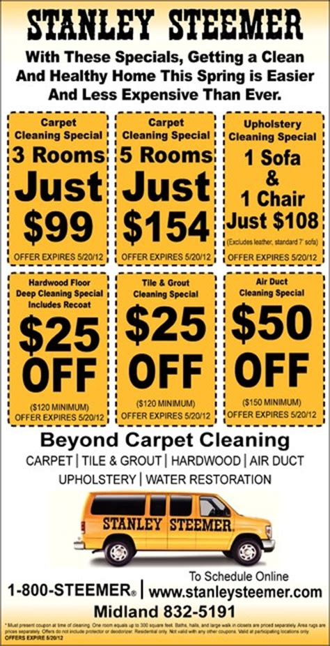 stanley steemer carpet cleaning specials carpet review