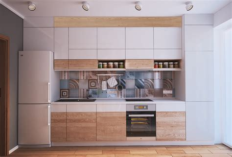 small square kitchen ideas living small with style 2 beautiful small apartment plans