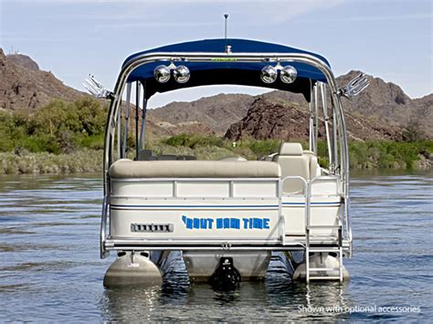 Wakeboard Tower Pontoon Boat by Wakeboard Tower For Pontoon Boats Wakeboarding With A
