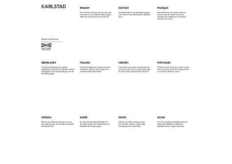 Loveable Fodera Divano Ikea Karlstad