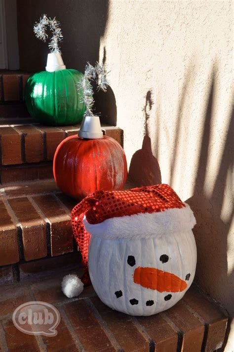 pumpkins decorated for christmas 17 best images about on gift tags boys room decor and jars
