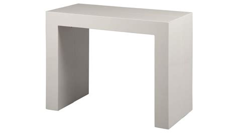 table blanc laque extensible best console extensible laqu 233 images transformatorio us transformatorio us