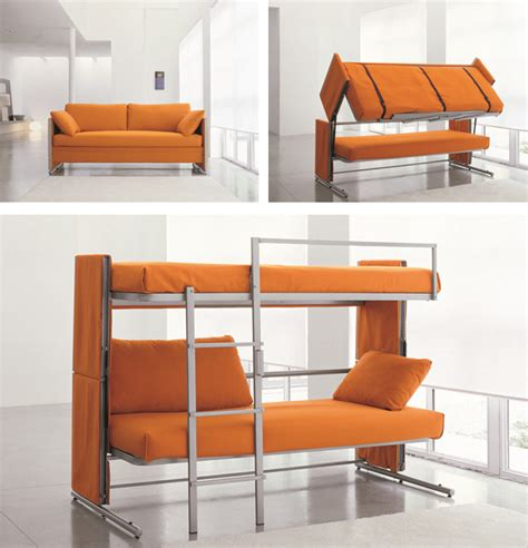 sofa bunk bed bunk bed sofa shoebox dwelling finding comfort style and dignity in small spaces