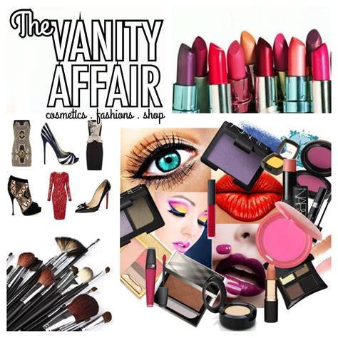 Vanity Affair Meaning - makeup by g wong home