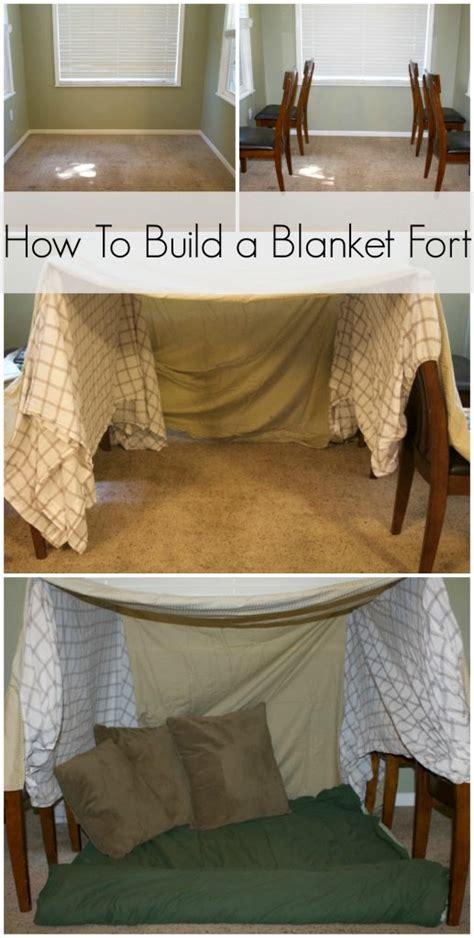 step  step instructions      blanket fort