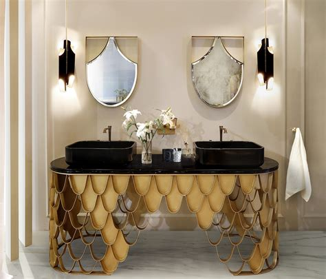 This page contains 15 best solutions for bathroom mirror ideas on wall. Wall Mirror Ideas to Inspire Lavish Bathroom Designs
