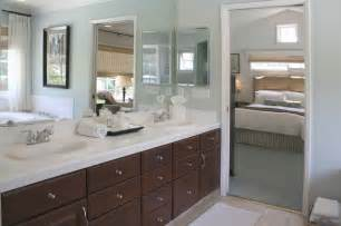 hotel inspired master bath transitional bathroom los angeles by talianko design group llc