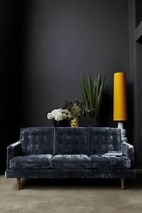 Canapé De Salon : on met l 39 accent sur la couleur de peinture pour salon ~ Teatrodelosmanantiales.com Idées de Décoration