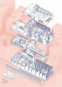 216 Best Exploded Axonometric