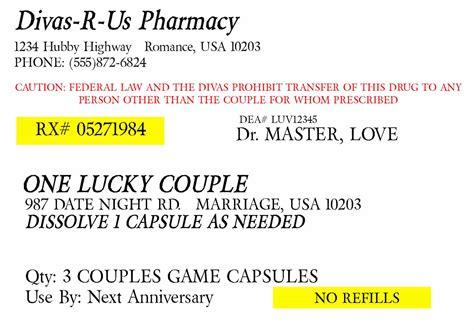 prescription label template prescription for a free printable idea