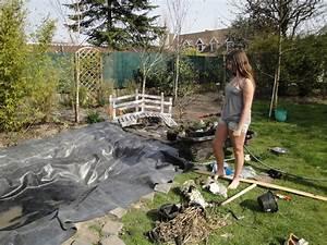 comment faire une mare dans le jardin les creations de With decorer son jardin avec des galets 2 comment faire une calade de galets pour un jardin
