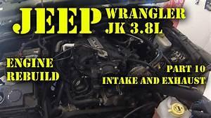 Jeep Wrangler Jk 3 8l Engine Rebuild Part 10