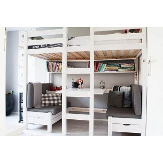 bunk bed  table  ideas  foter