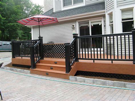 black porch railing color of fascia when you ve got black railings page 2