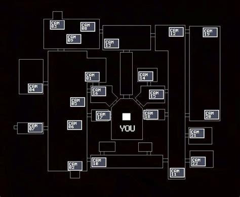 floor plans maker fnaf 4 map by locuasm on deviantart