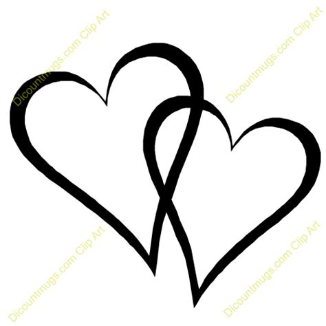 purple wedding heart clip art clipart panda free