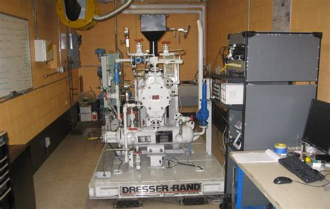 Dresser Rand Inc Merger by Dresser Rand Donates Compressor Data Acquisition System