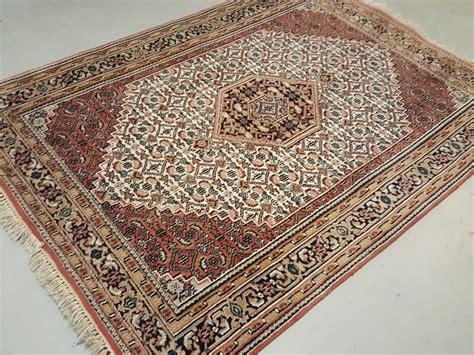 oosters tapijt roze oosters handgeknoopt roze tapijt 173 x 243 cm deolijfberg nl