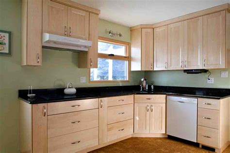 Kitchen Paint Colors With Light Cherry Cabinets by Natural Maple Kitchen Cabinets Home Furniture Design