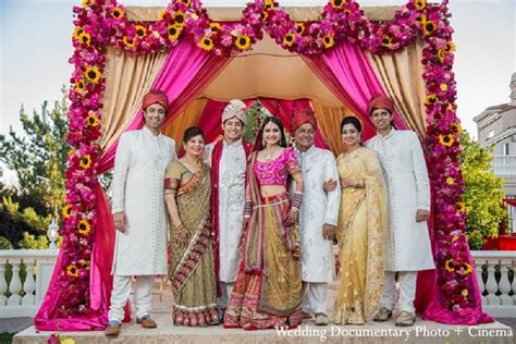 Fremont, Ca Indian Wedding By Wedding Documentary Photo
