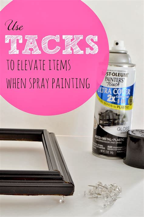 spray paint tips 10 painting tips tricks you never knew ou diy 2