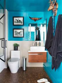 small bathroom ideas paint colors 10 paint color ideas for small bathrooms diy network made remade diy
