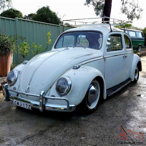 1965 Vw Beetle Australian Deluxe Patina Rat Bug In Act