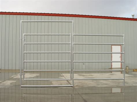 corral horse gate panels rail