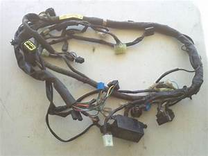 Find Used Yamaha Road Star Main Wire Harness For 1999 2000