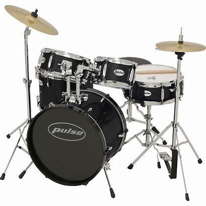 Drum Pulse Piece Junior Sets Kits Drums