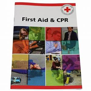 CPR MANUAL - CANADIAN RED CROSS | Canadian Red Cross eShop