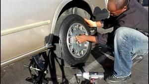 Craftsman Impact Wrench Tire Change