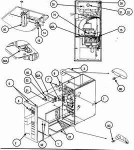 Cabinet Assy 2 Diagram  U0026 Parts List For Model