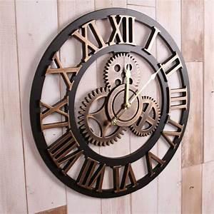 La grande horloge murale en photos - Archzine fr