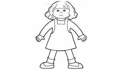 Stanley Flat Template Coloring Pages Printable Templates