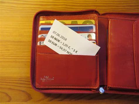 kreditkarte oder ec karte im ausland  ist wann besser