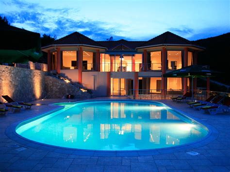 Luxury Villa On Swedish Island by Seafront Luxury Villa On Island Korcula Luxury Croatian